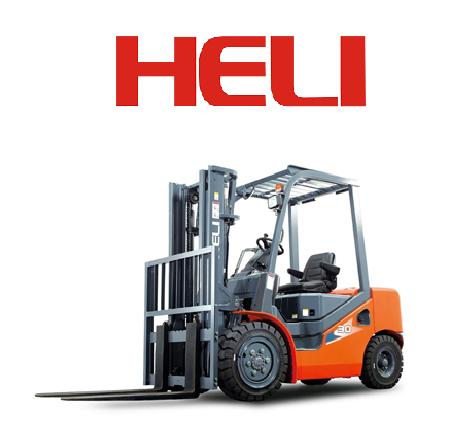 Forklift Heli