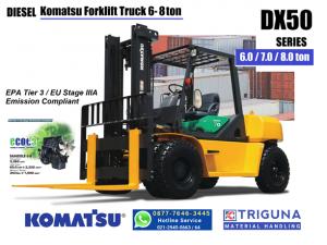 Promo forklift Komatsu 3 ton baru di Kadipaten jawa barat (0896.5773.8834) Musyfik