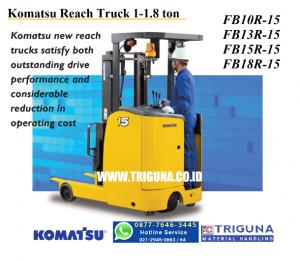 Sales forklift Komatsu 5 ton baru di Maleber jawa barat (0878.8283.6778) Nana