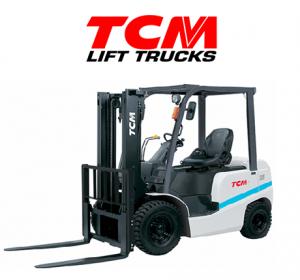 Pusat forklift TCM 3 ton baru di Labuan Bajo (0822.6849.9889)