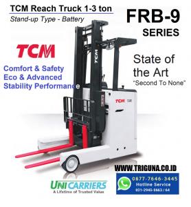 Sales forklift TCM 2.5 ton baru di Jakarta (0822.6849.9889)